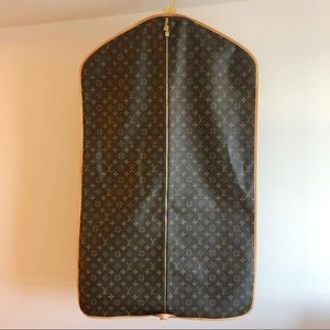 Louis Vuitton Monogram Garment Cover NEW w/o tags